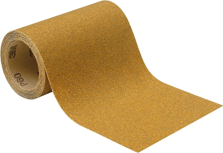 beige 4331 3M Sandblaster Rouleau de papier abrasif universel pour pon/çage