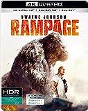 Rampage (Steelbook) (4K UHD + Blu-ray 3D + Blu-ray) (3-Disc)