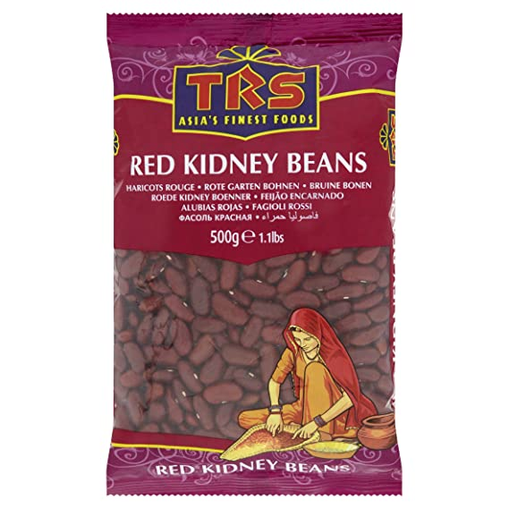 TRS Red Kidney Beans 500g alubias rojas riñón