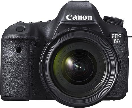Canon EOS 6D + EF 24-70mm Juego de cámara SLR 20.2MP ...