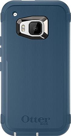 Amazon.com: OtterBox Defender Series carcasa para HTC One M9 ...