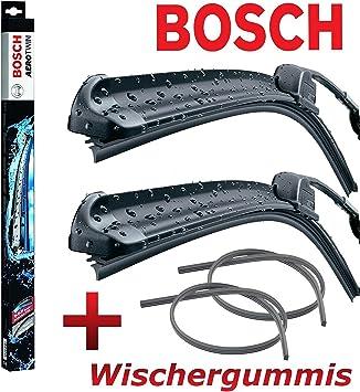 Bosch Aerotwin A583s 3397007583 Scheibenwischer Wischerblatt Wischblatt Flachbalkenwischer Scheibenwischerblatt 650 340 Set 2 X Ersatz Wischergummis Für Die Bosch Aero Serie 2mmservice Auto