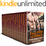 Bad Boy Alphas: Shifter Romance Collection