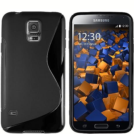 mumbi S-TPU Schutzhülle Samsung Galaxy S5 / S5 Neo Hülle