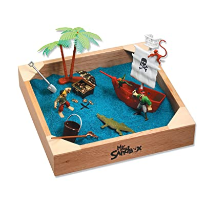 My Little Sandbox - Pirates Ahoy! Play Set: Toys & Games