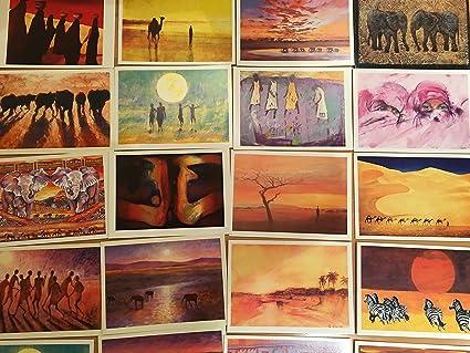Prime artes tarjeta de 25 unidades - vida salvaje & Scenic ...