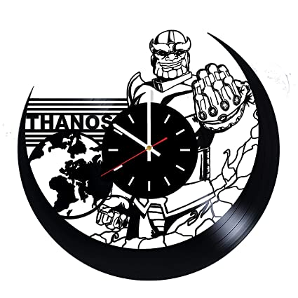 Amazon.com: Everyday Arts Thanos Marvel Comics Design Vinyl ...