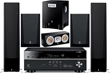 Yamaha 10.10-Channel Wireless Bluetooth 10K 10D A/V Surround Sound Home Theater  System