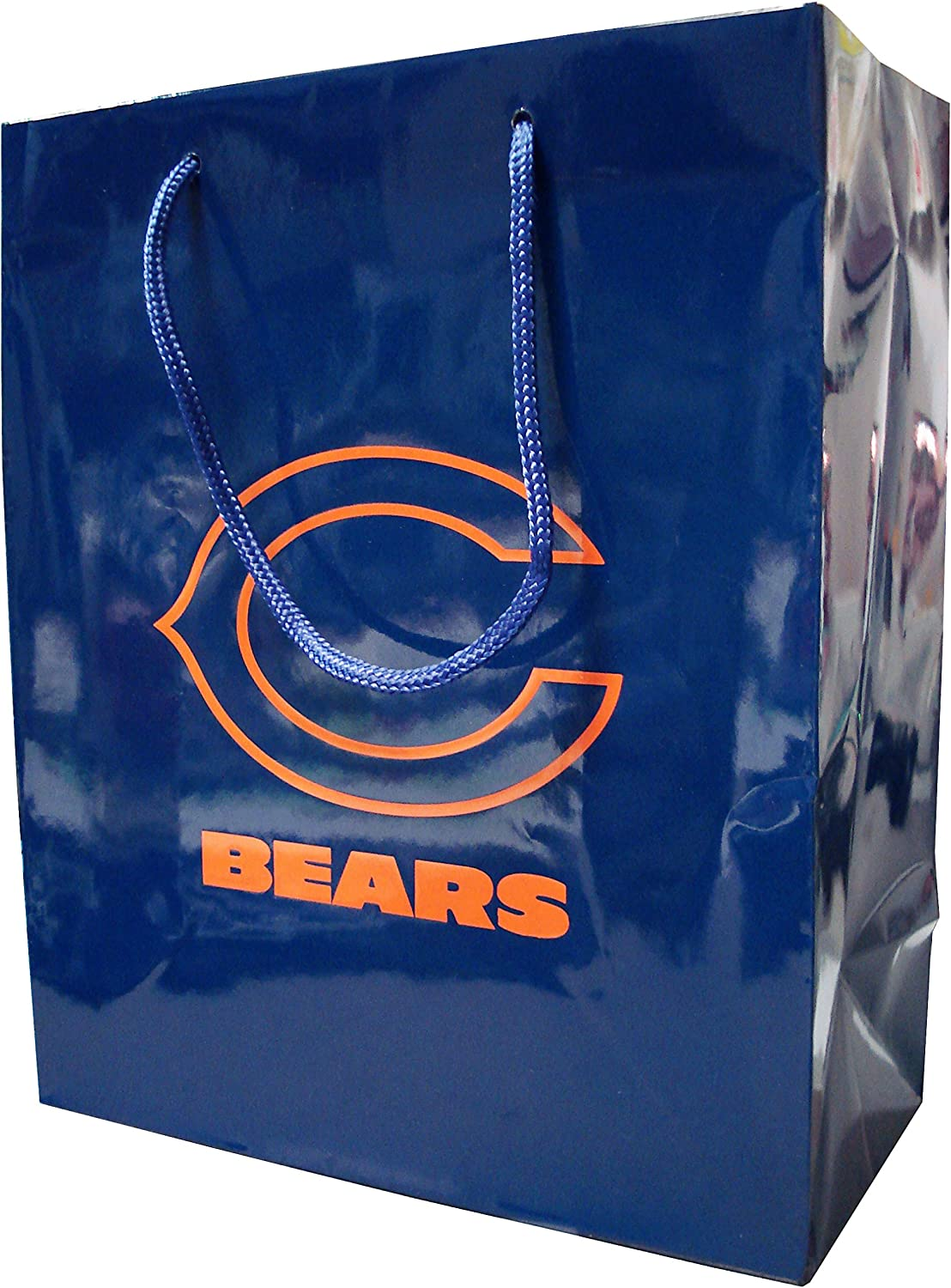 Navy//Orange One Size Pro Specialties Group NFL Chicago Bears Gift Bag