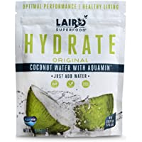 Laird Superfood HYDRATE Coconut Water with Aquamin - 8oz