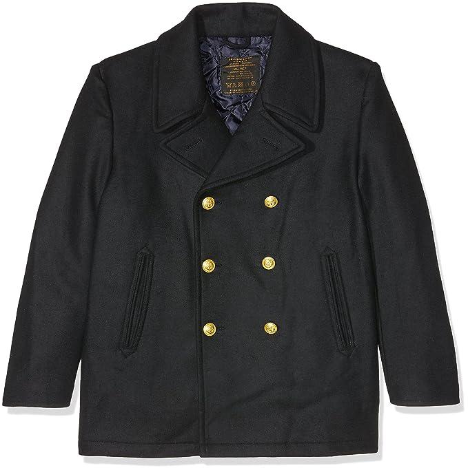 sale retailer 64719 1a6b6 Mil-Tec tedesco BW Marine Colani giacca da marinaio Navy