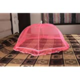 Kolar Elegant Baby Mosquito Net - Superior Quality, Assorted Colour and Easy to Use