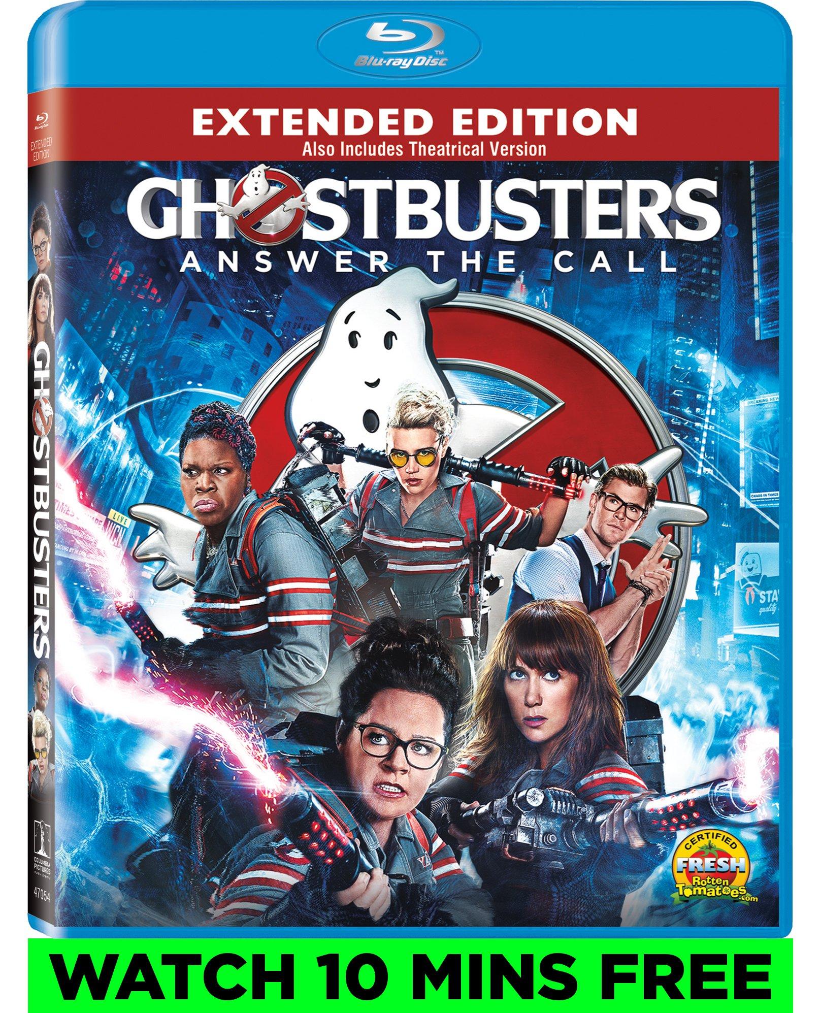 Blu-ray : Ghostbusters (Ultraviolet Digital Copy, )