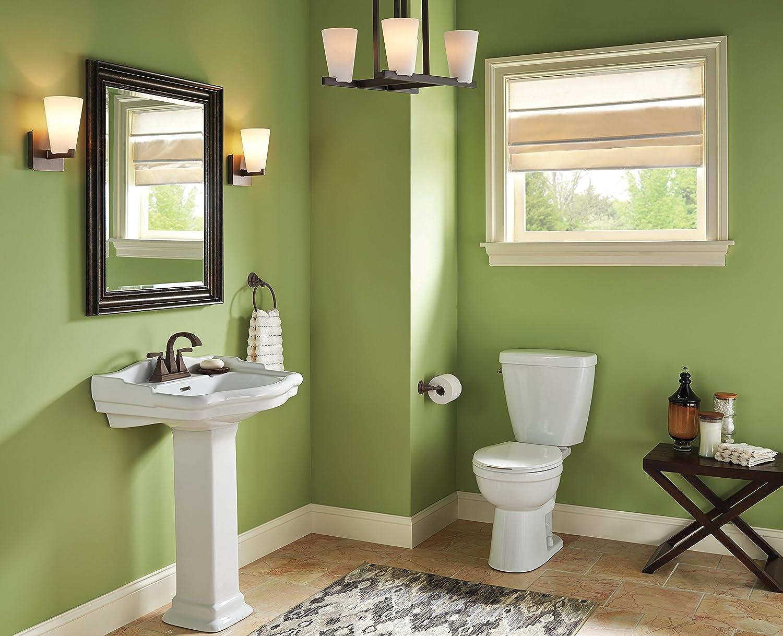 Chrome Delta Faucet 79450 Linden Toilet Tissue Holder