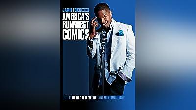 Jamie Foxx Presents America's Funniest Comics, Vol. 1
