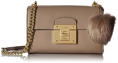 12f48b014dd Aldo Chirade Cross Body Handbag, Taupe: Amazon.co.uk: Shoes & Bags