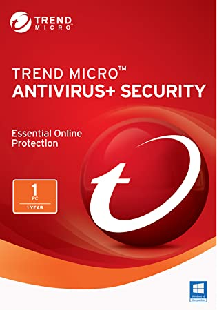 Trend Micro AntiVirus+ 2017 (1 Device) [Download]