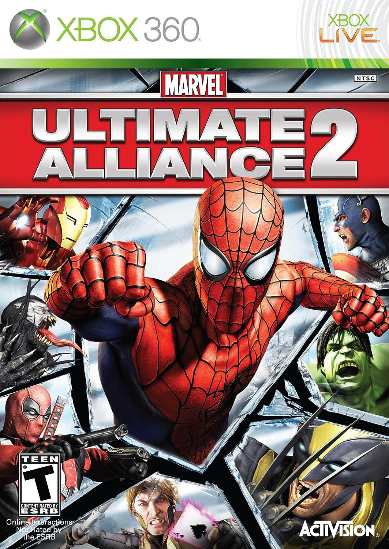 Marvel Ultimate Alliance 2 : Xbox 360: Amazon.es: Música
