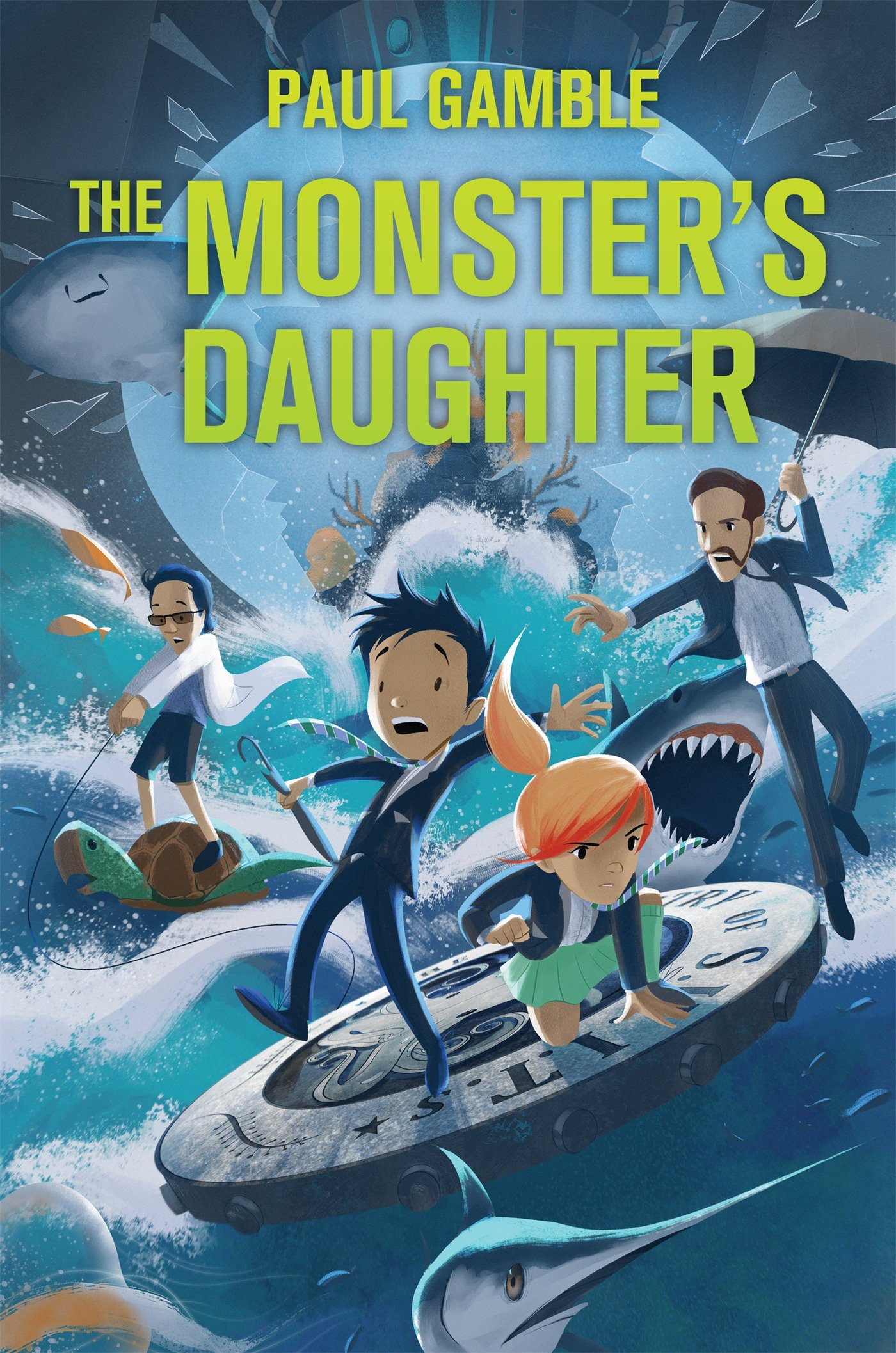 The Monsters Daughter