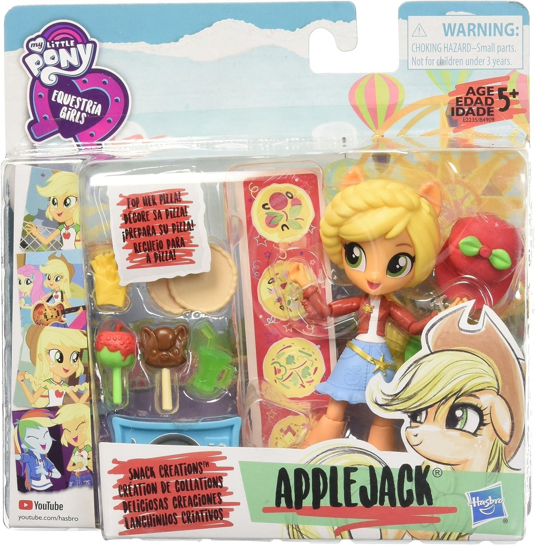 My Little Pony Equestria Girls Applejack Snack Creations