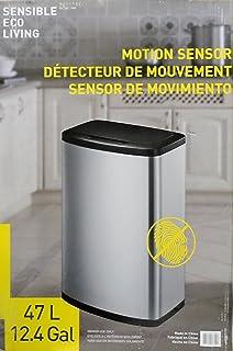 Sensible Evo Living Motion Sensor Trash Can