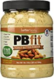 BetterBody Foods PB Fit Powder, Peanut Butter, 30 Ounce