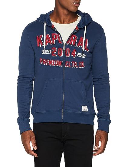 414379fc426db Kaporal Bonza Sweat-Shirt à Capuche Homme  Amazon.fr  Vêtements et ...