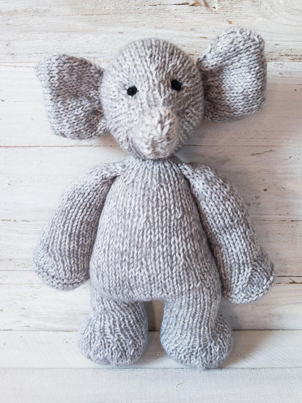 Speckled Grey Elephant