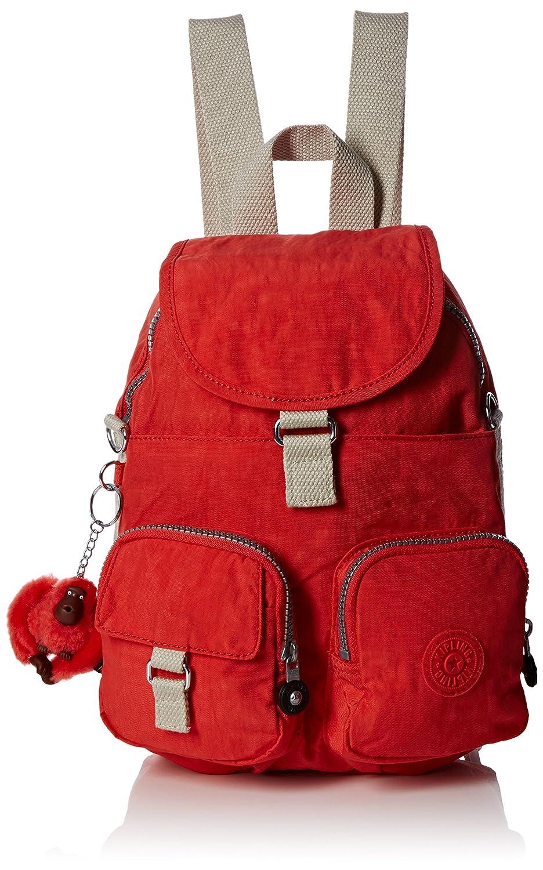 Kipling Women's Firefly N Backpack Beige (Pastel Beige) 14x22x31 cm (L x W x T) K13108