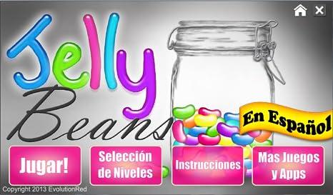 Amazon.com: Jelly Beans Candy Craze (Spanish Version ...