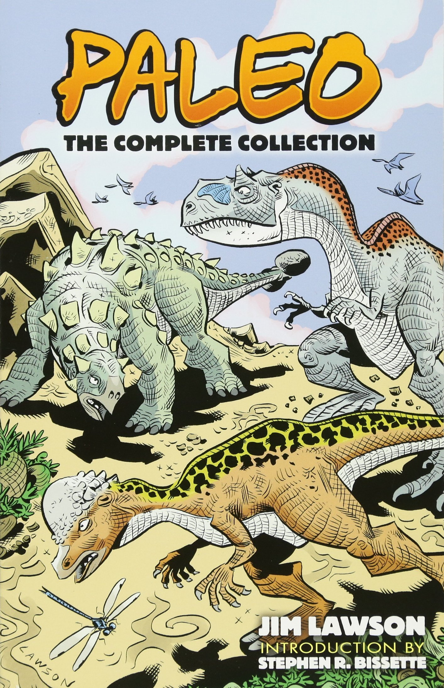 Paleo: The Complete Collection (Dover Graphic Novels) pdf