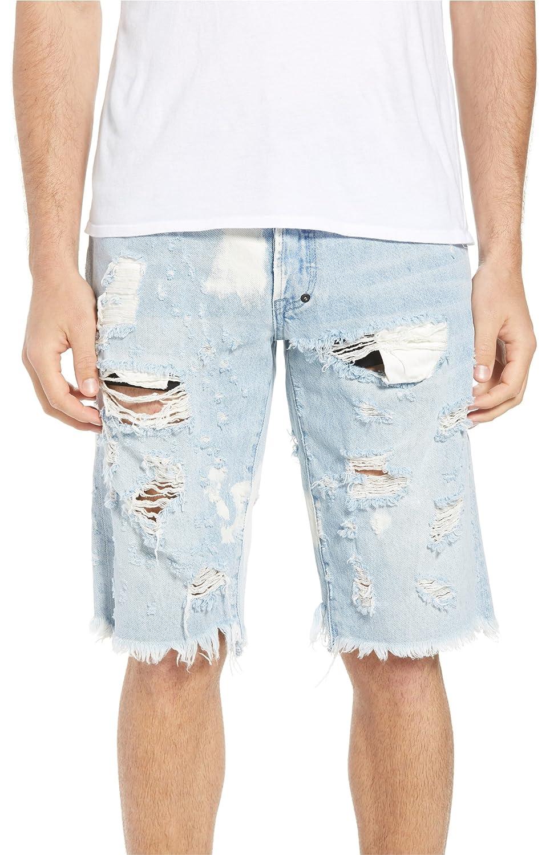 [PRPS] メンズ ハーフ&ショーツ PRPS Challenger Regular Fit Shorts (Ultr [並行輸入品] B07FPPCQ99 30