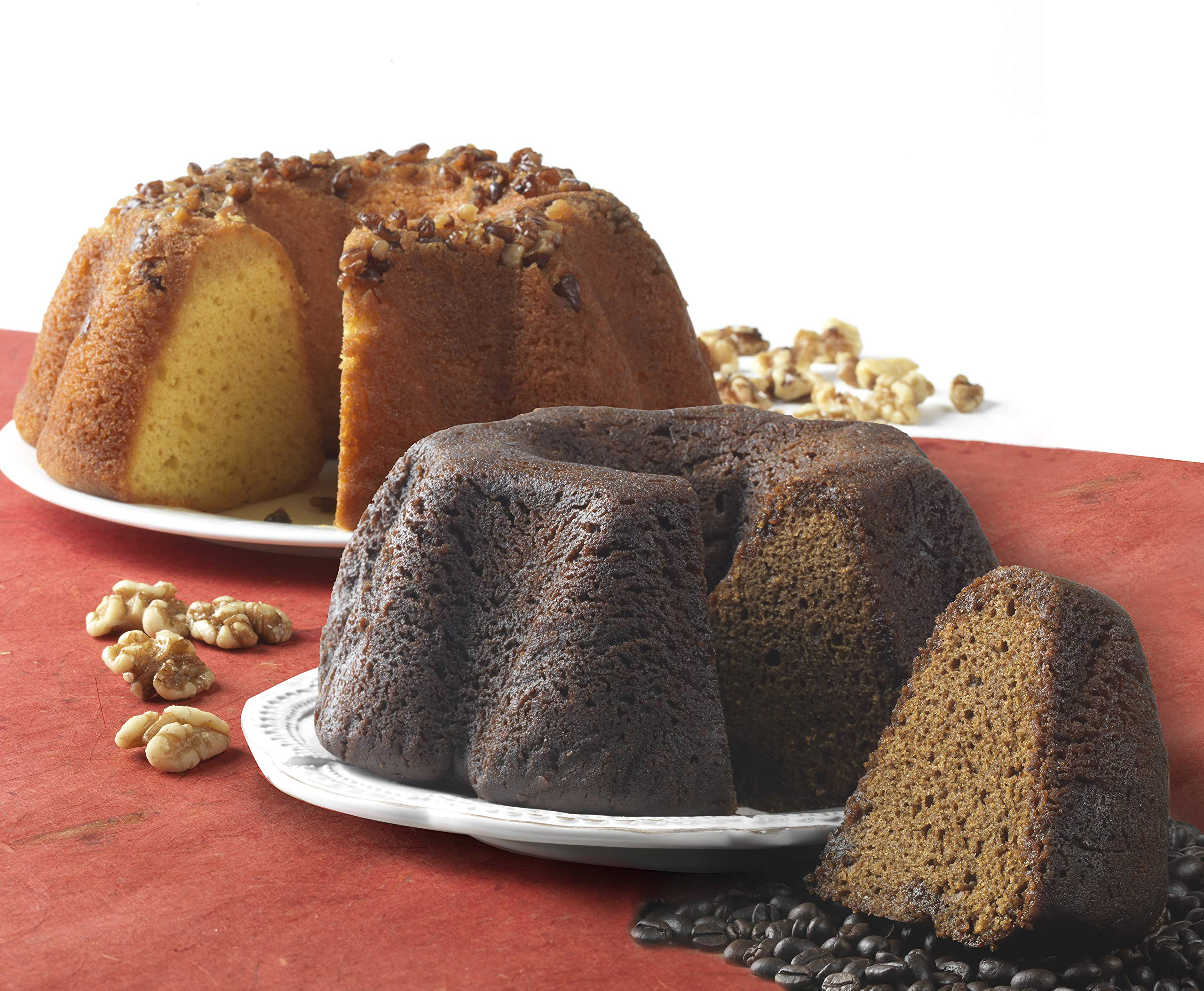 TORTUGA Caribbean Blue Mountain Coffee Rum Cake - 4 oz. - The Perfect Premium Gourmet Gift by TORTUGA (Image #5)
