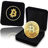 Bitcoin moneta scatola regalo