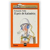 El país de Kalimbún: 93 (El Barco de Vapor Naranja)