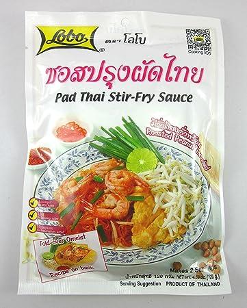 bumbu masak thai food pad thai