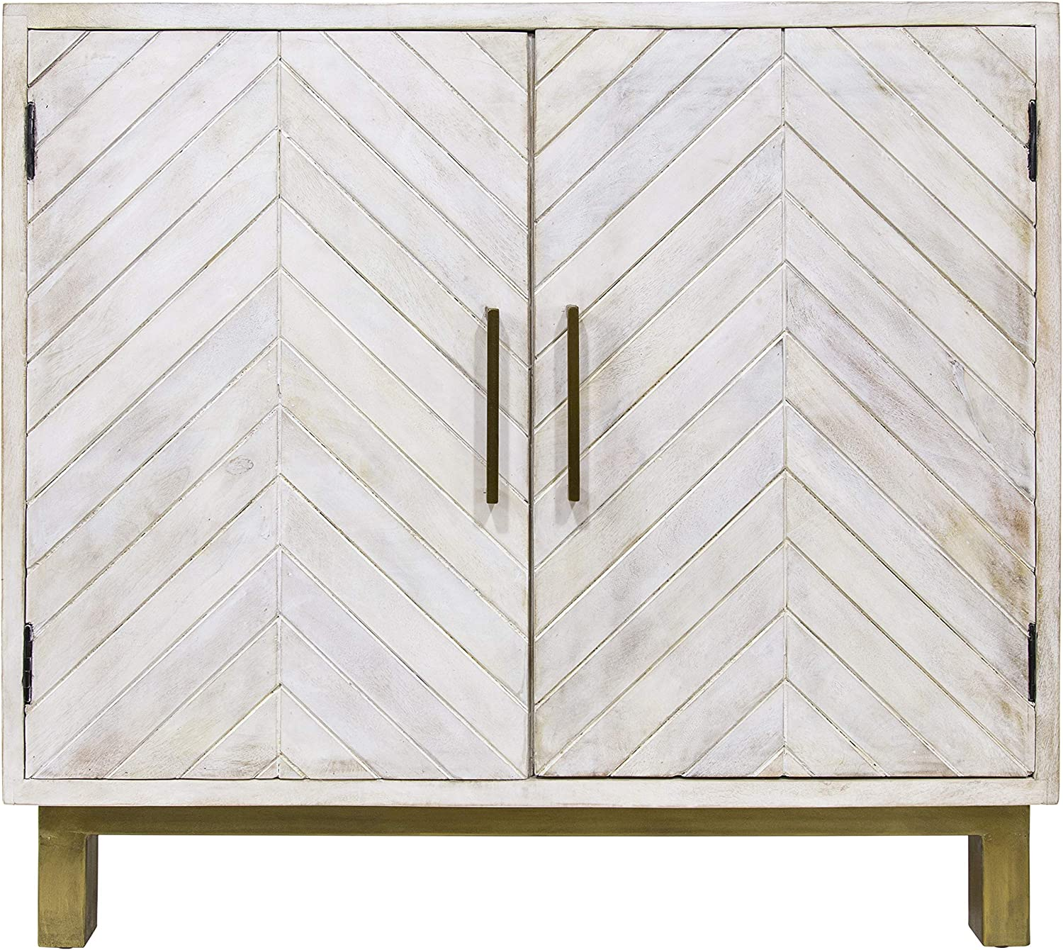 Yosemite Home Ashdla Accent Cabinet
