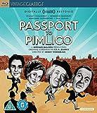 Passport To Pimlico [Blu-ray] [1949]