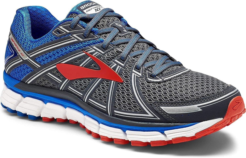 Brooks Defyance 10, Zapatillas de Running para Hombre: Amazon.es: Zapatos y complementos