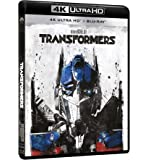Transformers (Blu-Ray 4K Ultra HD + Blu-Ray)