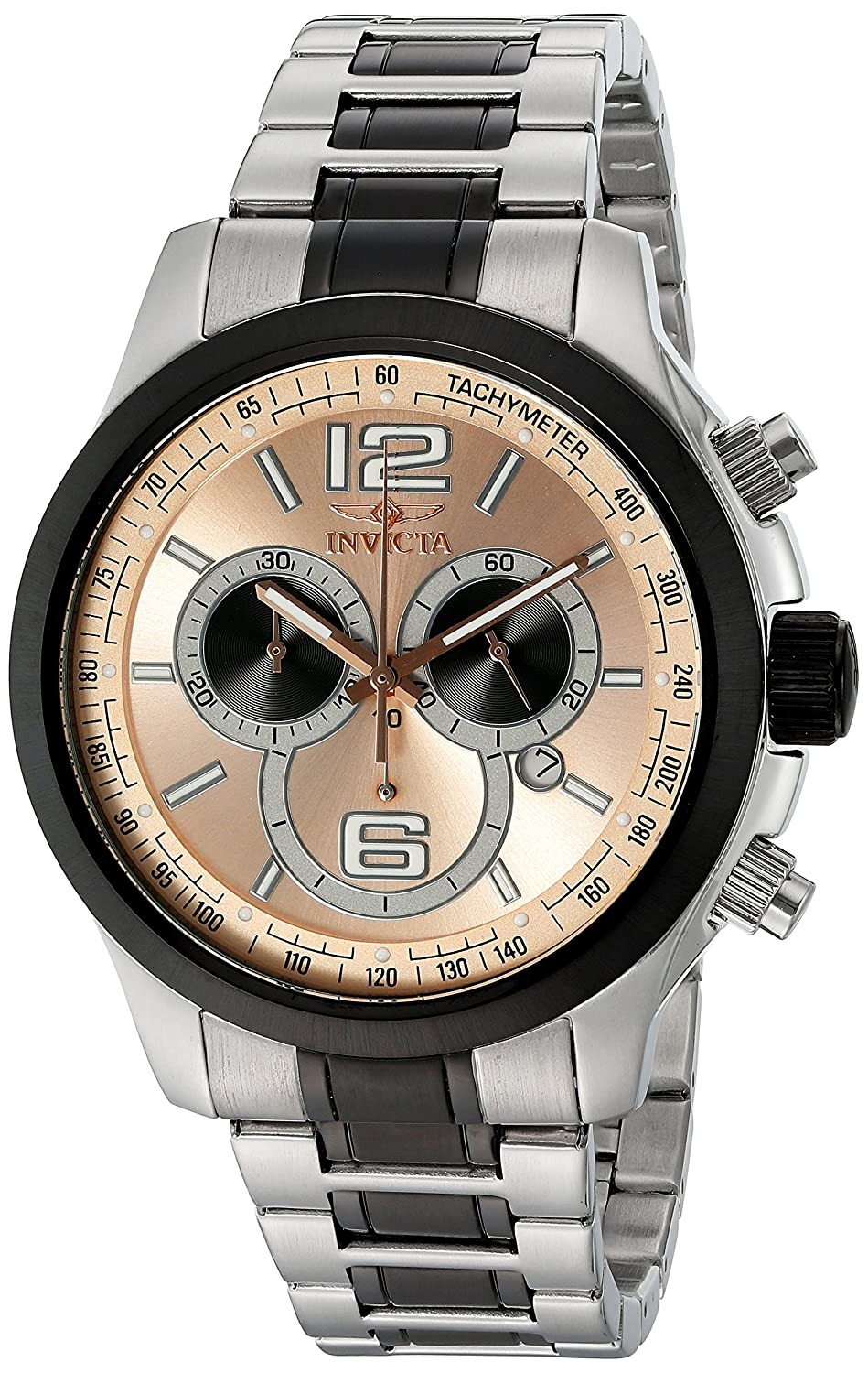 Invicta Men s 0079 II Collection Chronograph Two-Tone Stainless Steel Watch