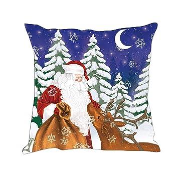 Amazon.com: Tom Boy Fundas de almohada decorativas de lino ...