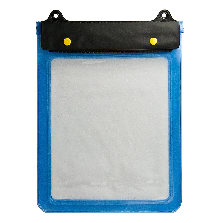 SumacLife防水ドライバッグスリーブカバーApple iPad Mini 7.9インチタブレット、ブルー   B00CQBJ3K4