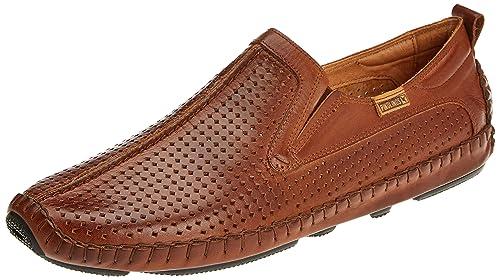 Pikolinos Jerez 09z, Mocasines para Hombre, Marrón (Cuero), 44 EU: Amazon.es: Zapatos y complementos