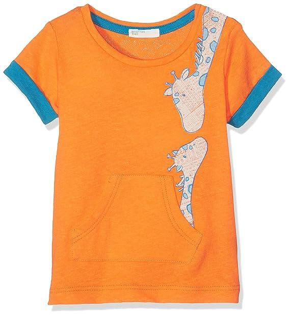United Colors of Benetton T-Shirt, Camiseta para Bebés: Amazon.es: Ropa y accesorios