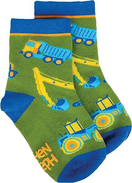 Stephen Joseph girls All Over Print Socks Horse Socks