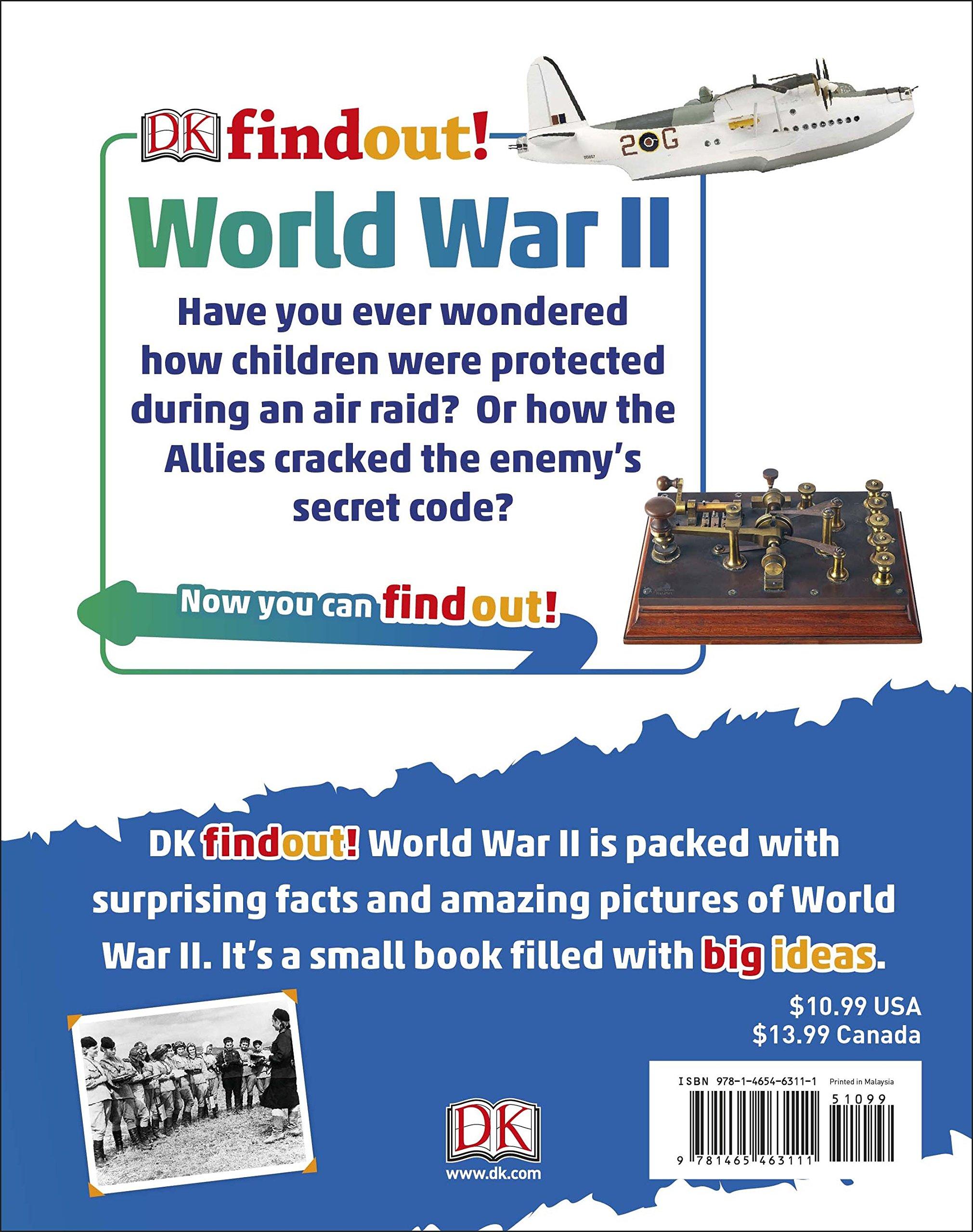 DK findout! World War II by DK Children (Image #2)