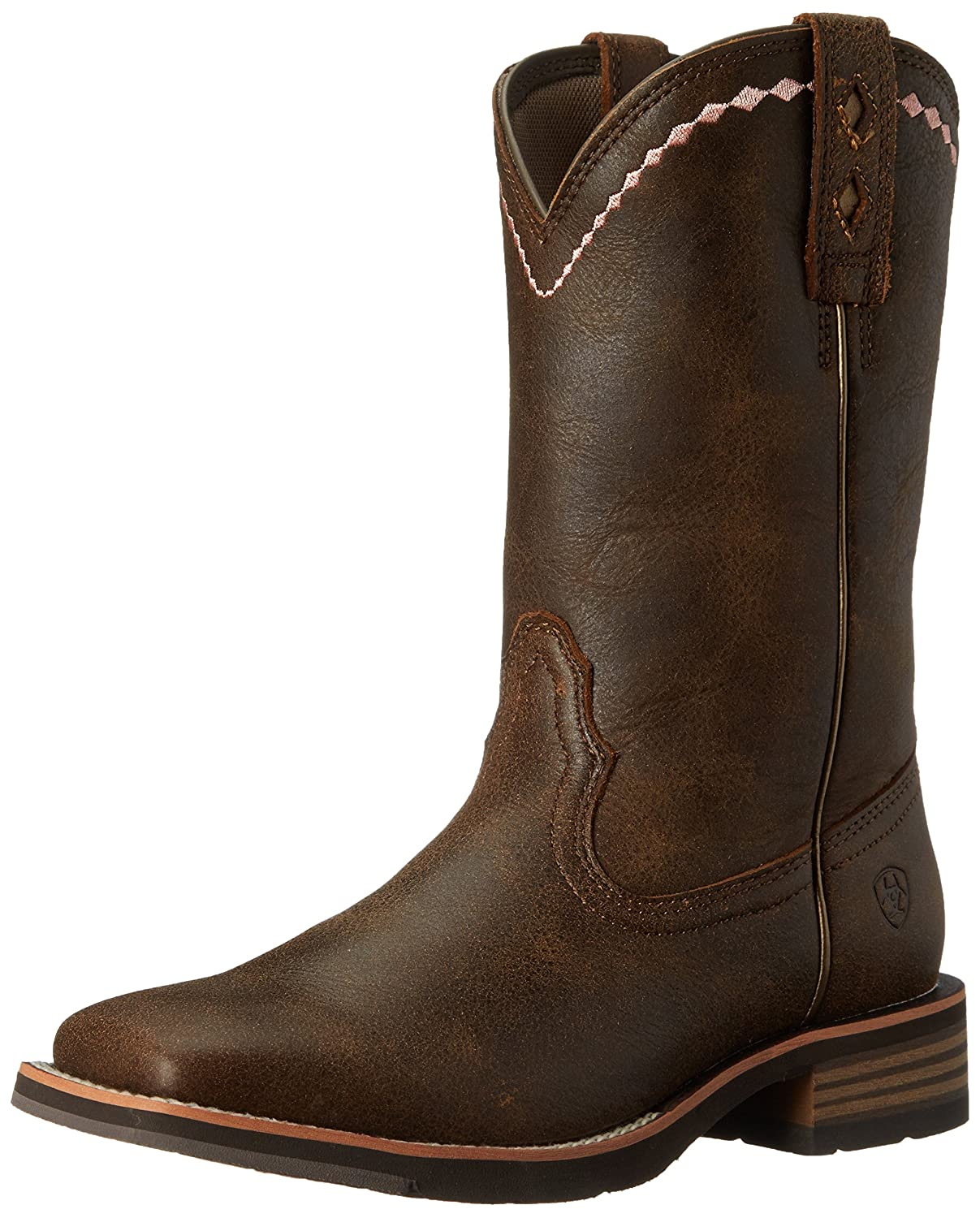 Ariat Women's Unbridled Roper Western Cowboy Boot B00NUIE550 8.5 B(M) US|Vintage Bomber