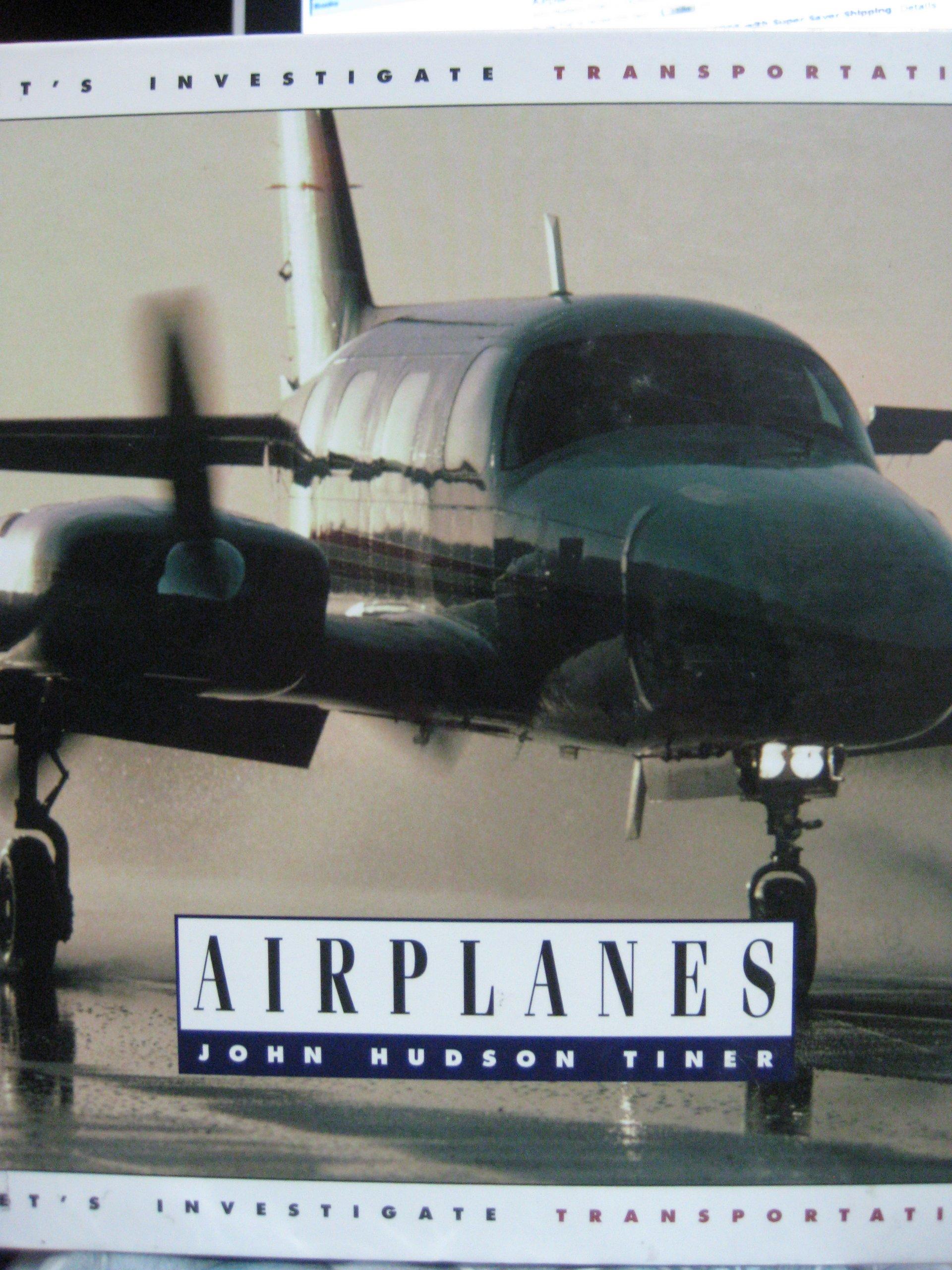 Download Airplanes (Let's Investigate. Transportation) pdf