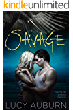 Savage: A Paranormal Shifter Romance Novel (Wild Heart Chronicles Book 3)